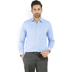 Peter England  Men Solid Formal Shirt