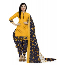 Rajnandini Women's Cotton Unstitched Salwar Suit