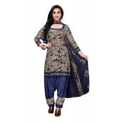 Tarshika Womens Crepe Dress Material