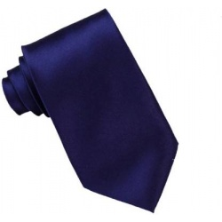 Zodex Solid Tie (Blue)