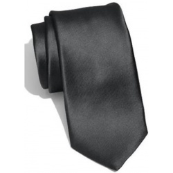 Zodex Solid Tie (Black)